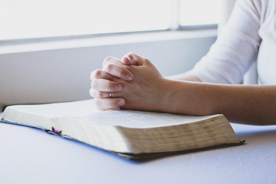 agradecimientos a dios en la biblia