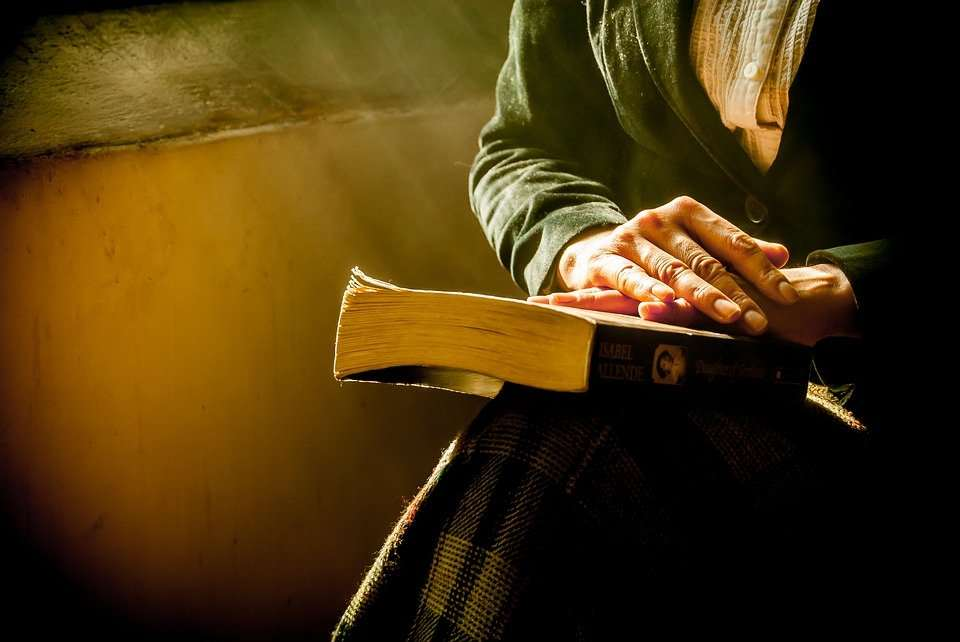 agradecer en la biblia
